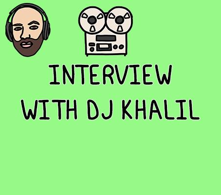 DJ Khalil Interview