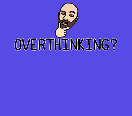 Learning how to prevent overthinking when making beats will help you produce more