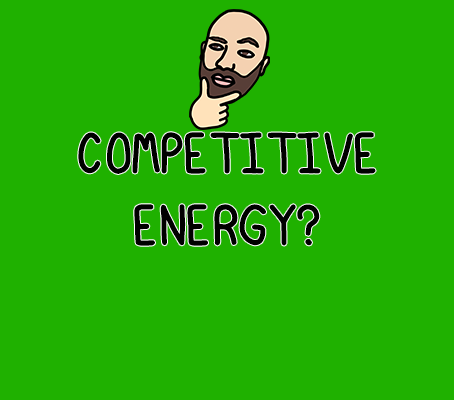 Using competitive energy as fuel as a music producer is important