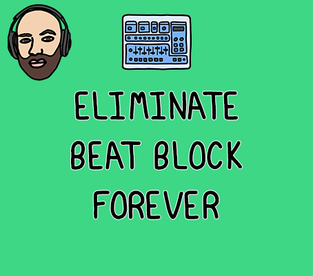 Learn how to get out of beat block