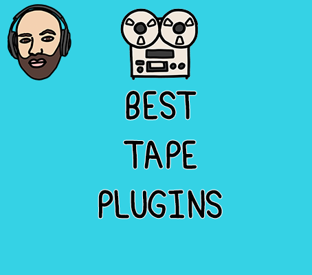 These are the top VST tape plugins