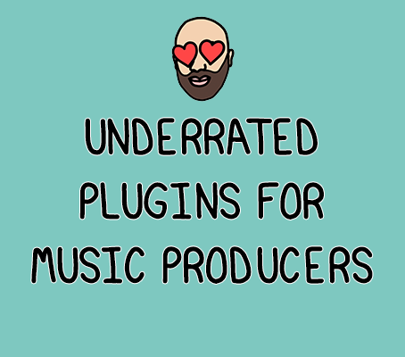 These are some underrated plugins for music producers
